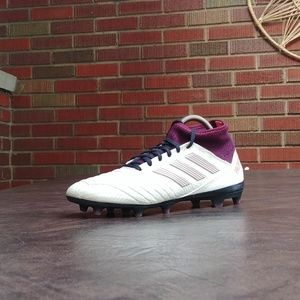 WOMENS ADIDAS PREDITOR 18.3 FG SOCCER CLEATS SHOES